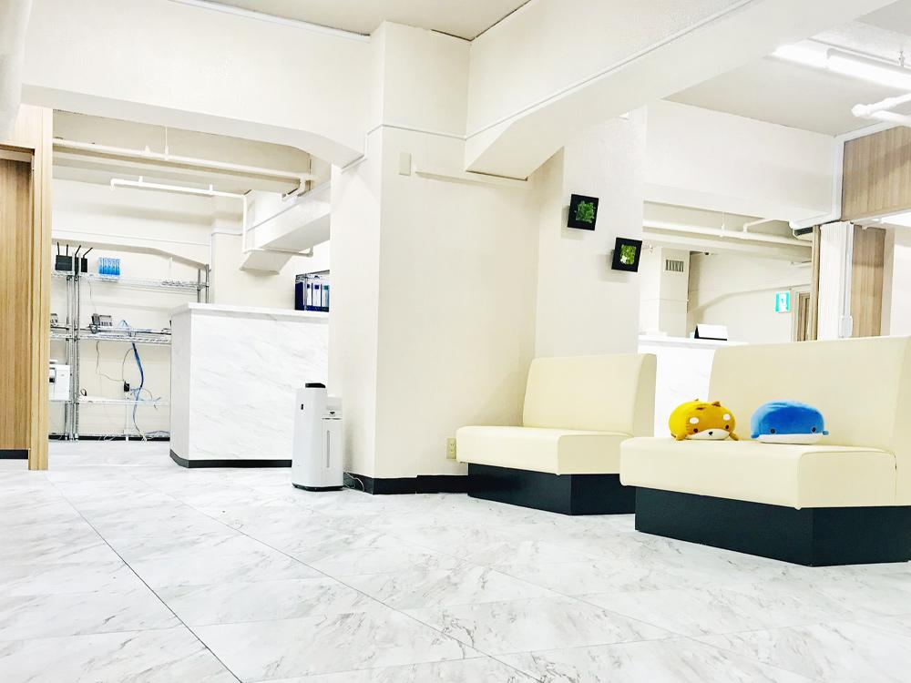 待合室|ゆうメンタルクリニック新宿院